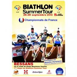 Biathlon Summer Tour Bessans