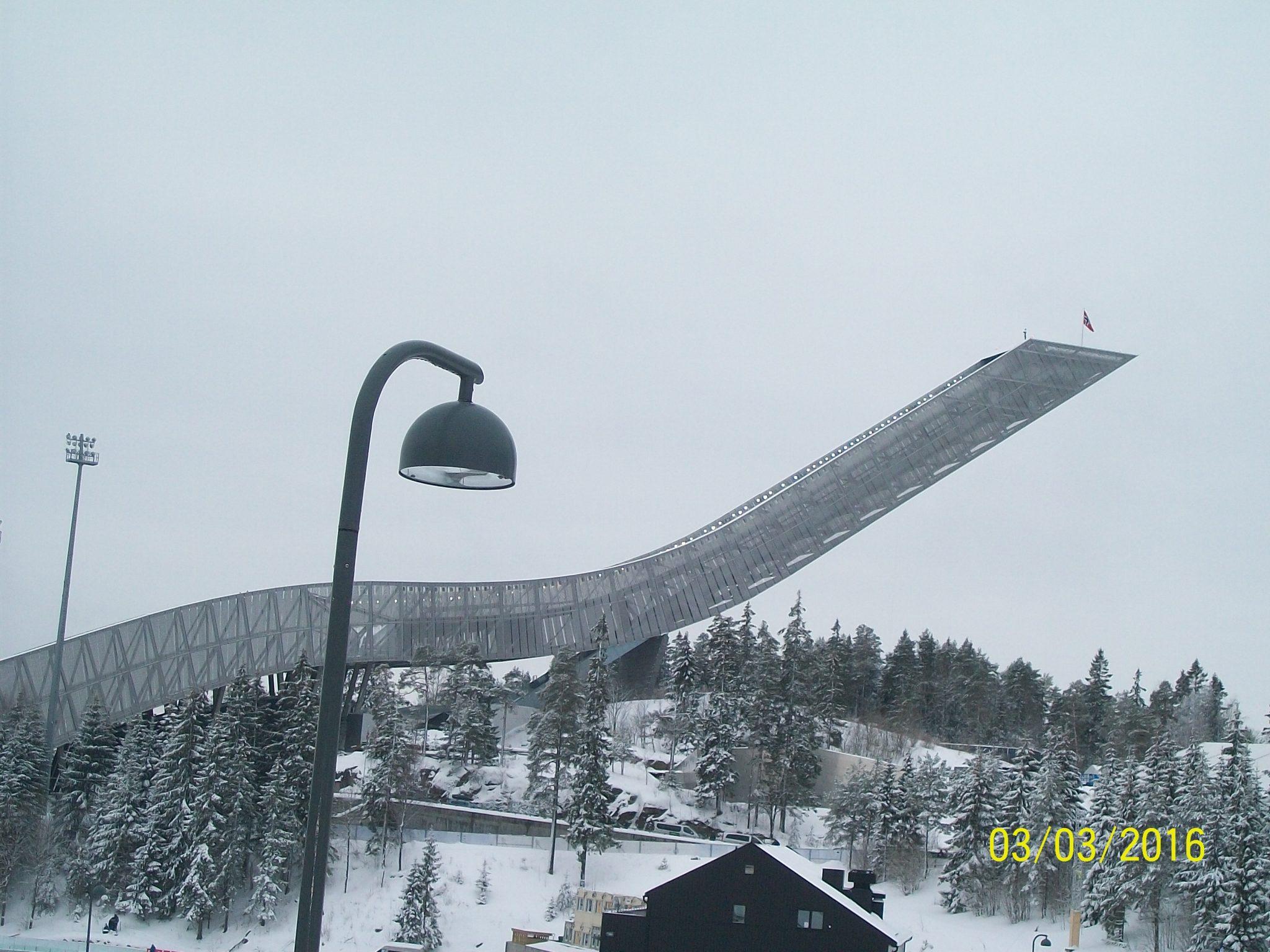 Oslo, AnaisBiathlon